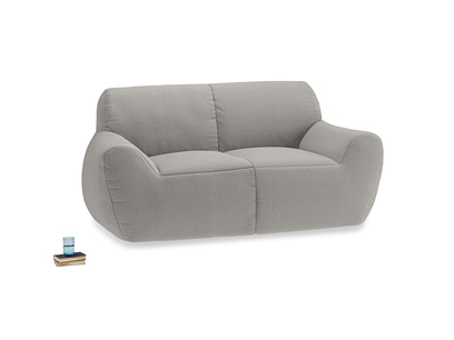 Layabout Sofa Squidger in Wolf brushed cotton