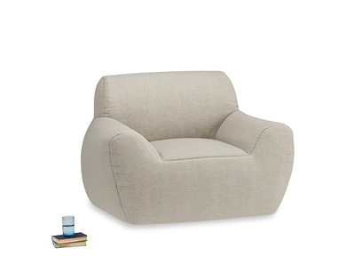 Thatch House Fabric Layabout armchair
