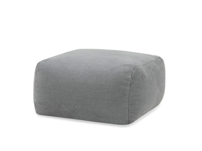 Layabout foam floor cushion angled