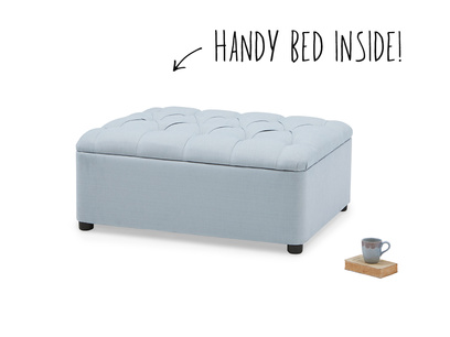 HANDY BED INSIDE