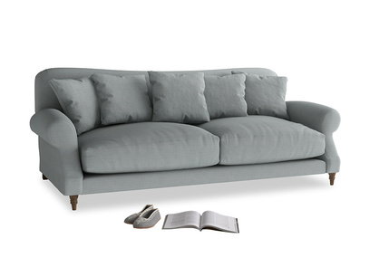 Large Crumpet Sofa in Armadillo Clever Softie