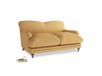 Small Pudding Sofa in Honeycomb Clever Softie