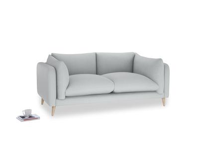 Medium Slow-Mo Sofa in Gull Grey Bamboo Softie