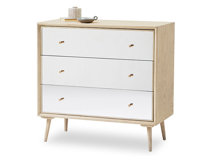Young Trixie mirror chest of drawers