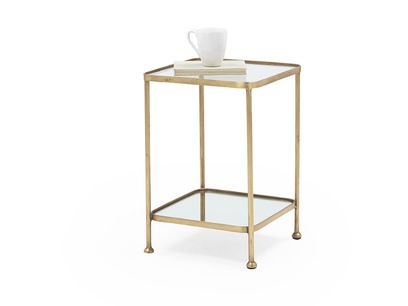 Wonder-brass side table