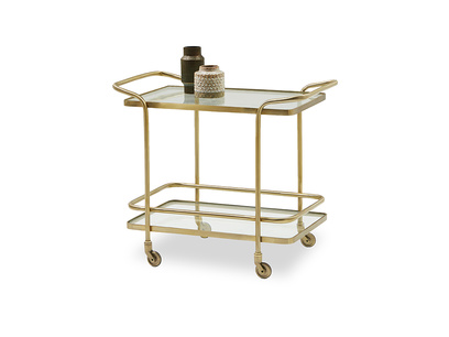 Little Soak drinks trolley