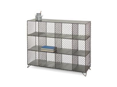Mish-Mesh shelves