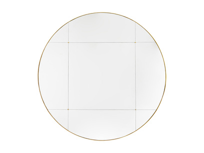 Large Woogie mirror