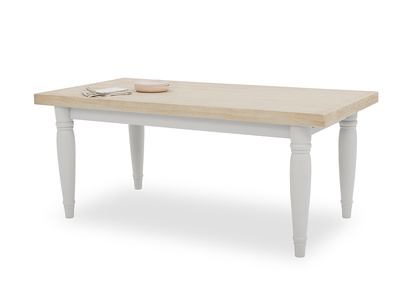 Scullery Table in Pale grey