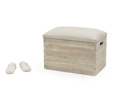 Lugger storage seat