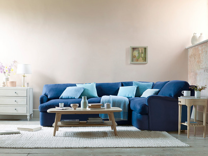 Jonesy Comfy Corner Sofa with pull out sofa bed