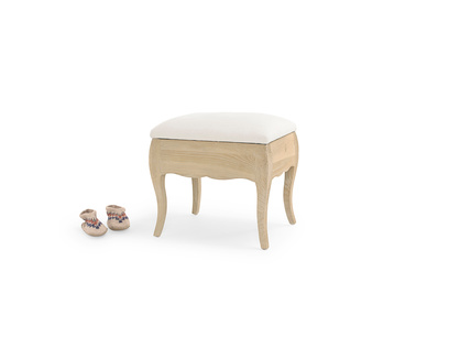 Louise dressing table stool