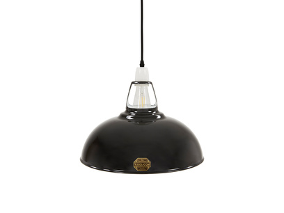 Coolicon® The Original 1933 pendant light shade in Jet Black