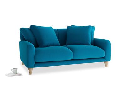 Medium Bear Hug Sofa in Bermuda Brushed Cotton
