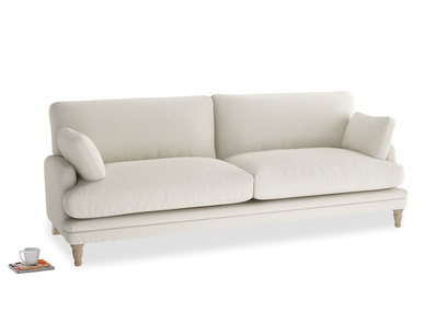 Large Squisharoo Sofa in Chalky White Clever Softie