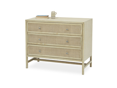 Willow Chest of Drawers in Solid Oak