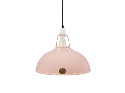 Coolicon® The Original 1933 pendant light shade in Powder Pink