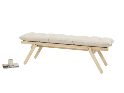 Squishbum wooden Bench
