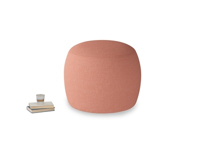 Little Cheese in Tawny Pink Brushed Cotton