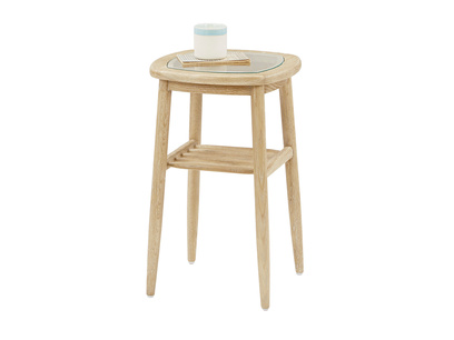 Little Wood Turner modern side table