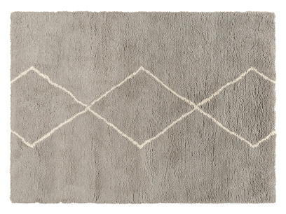Casbah rug in Ash Grey
