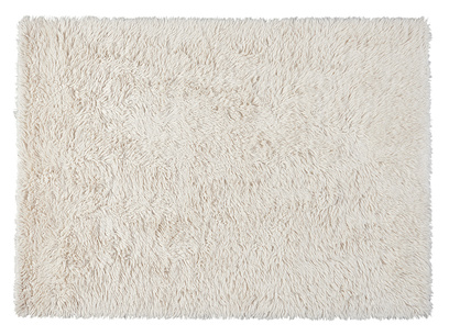 Wilder modern woven rug in Natural