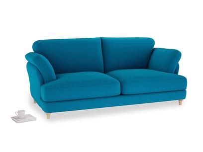 Large Smithy Sofa in Bermuda Brushed Cotton