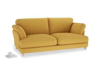 Large Smithy Sofa in Burnt Ochre Vintage Linen