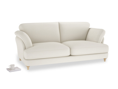 Large Smithy Sofa in Chalky White Clever Softie