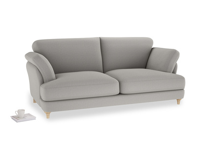 Large Smithy Sofa in Wolf brushed cotton