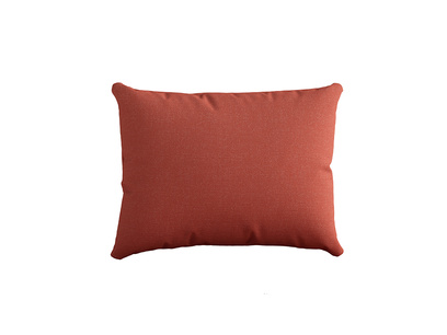 Stretch Scatter in Burnt Sienna Brushed Cotton