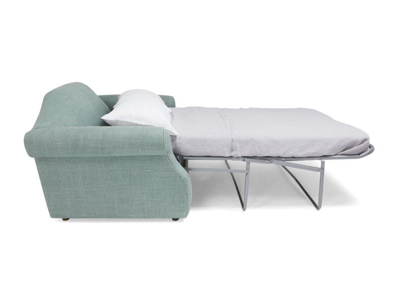 Contemporary style Sloucher double sofa bed