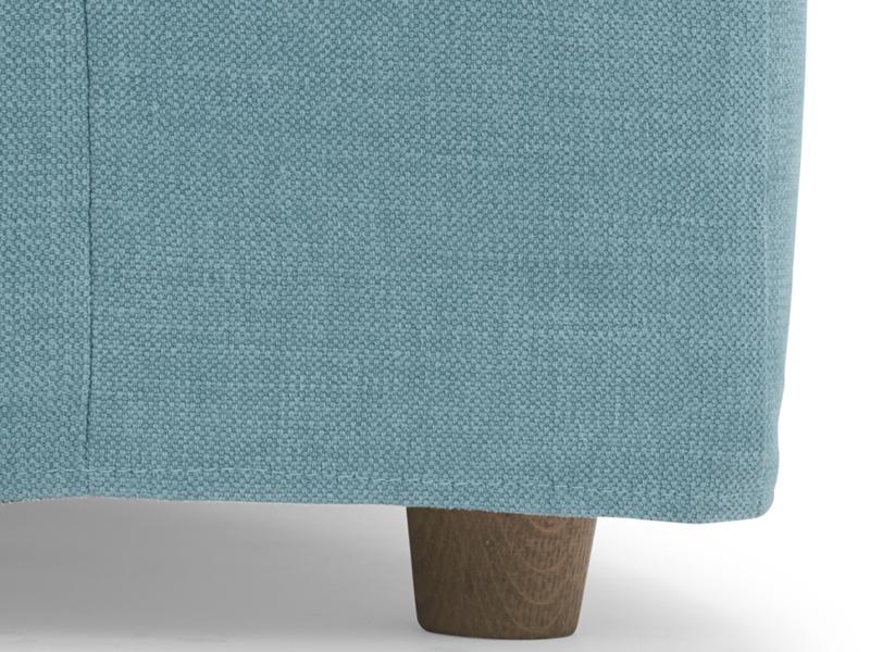 Stylish hand made Cloud snuggler sofa and love seat