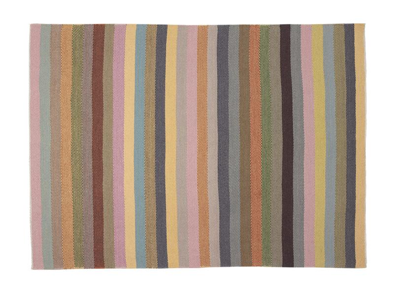 Large Tuppence rug