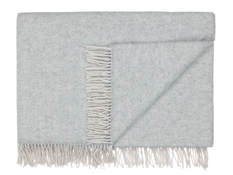 Grey Belle Blanket