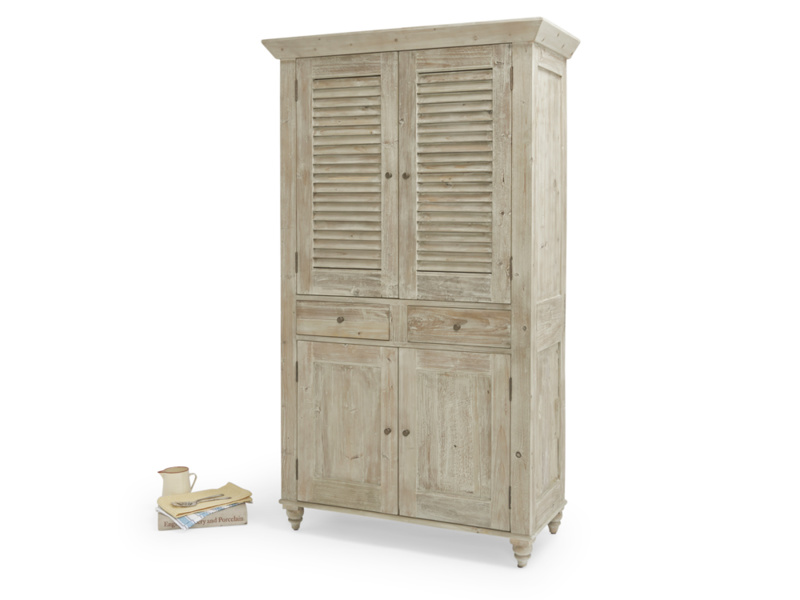 Kitchen Super Sucre larder french style cupboard