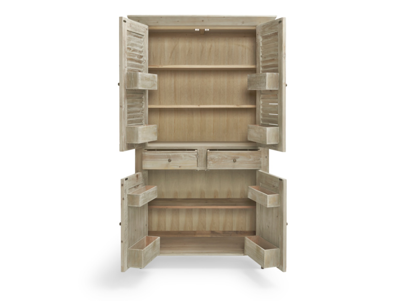 Kitchen Super Sucre French larder cupboard