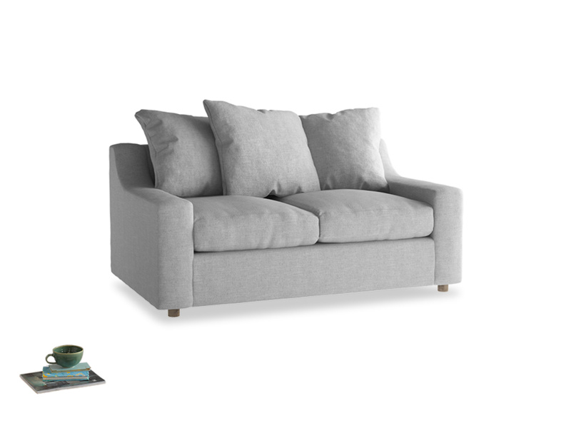 Small Cloud Sofa in Cobble house fabric
