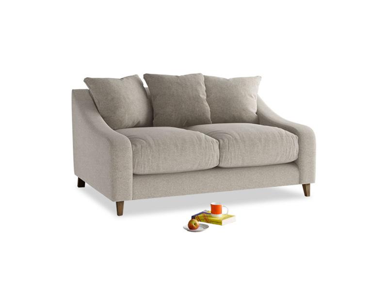 Small Oscar Sofa in Birch wool