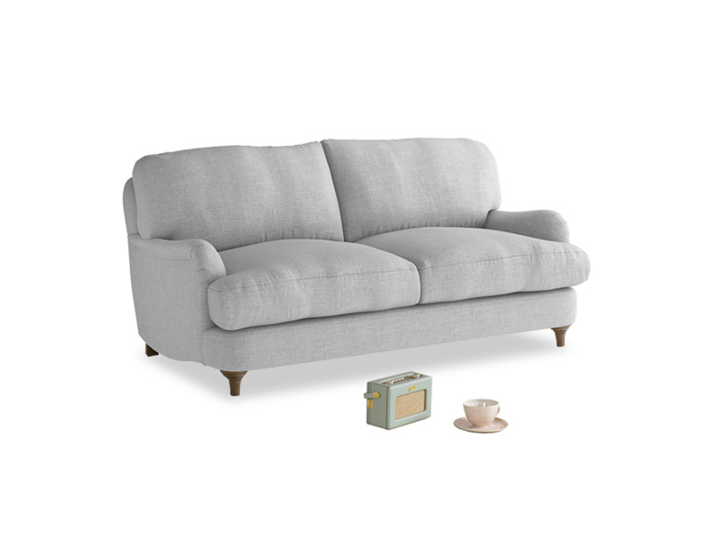 Small Jonesy Sofa in Cobble house fabric