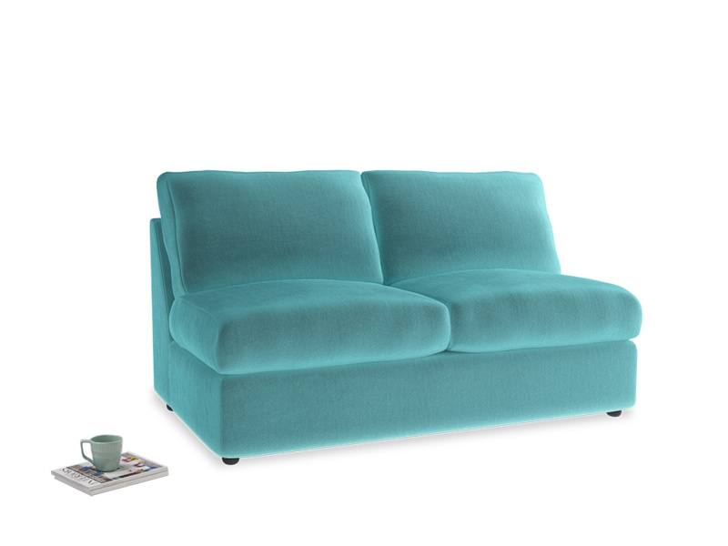 Chatnap Sofa Bed in Belize clever velvet