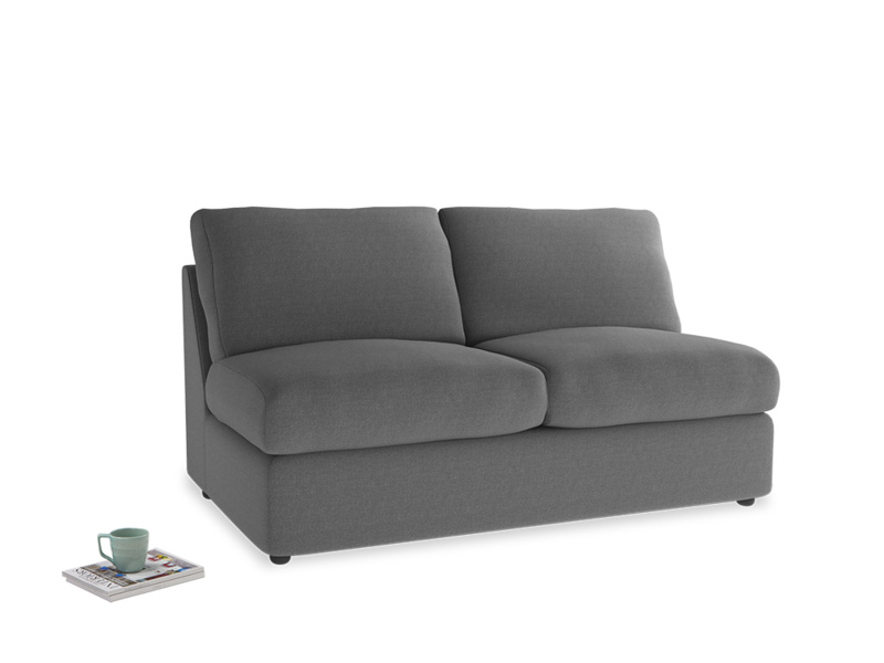 Chatnap Sofa Bed in Ash washed cotton linen