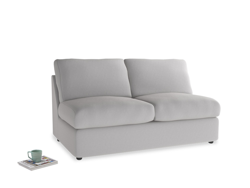 Chatnap Sofa Bed in Flint brushed cotton