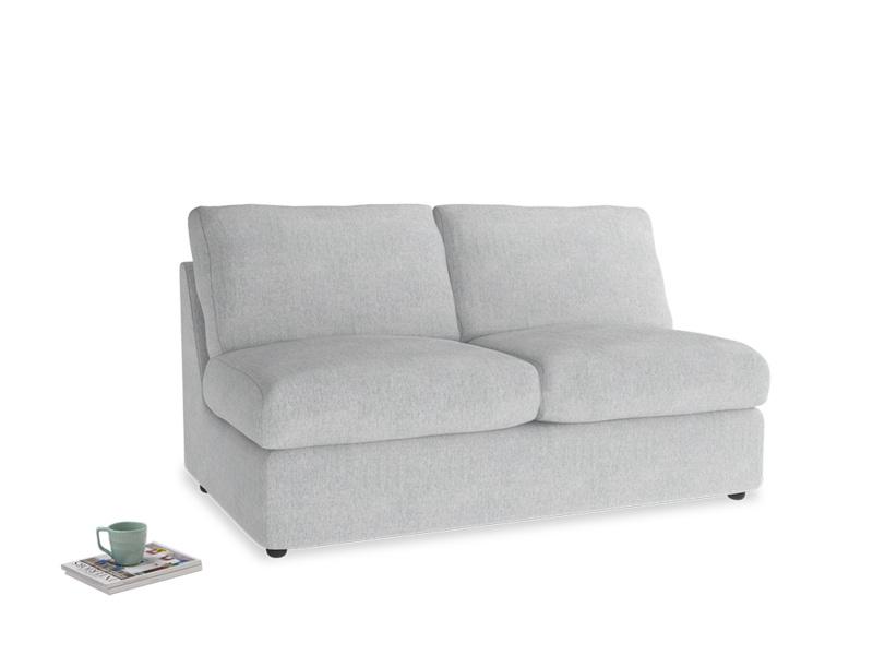 Chatnap Storage Sofa in Pebble vintage linen