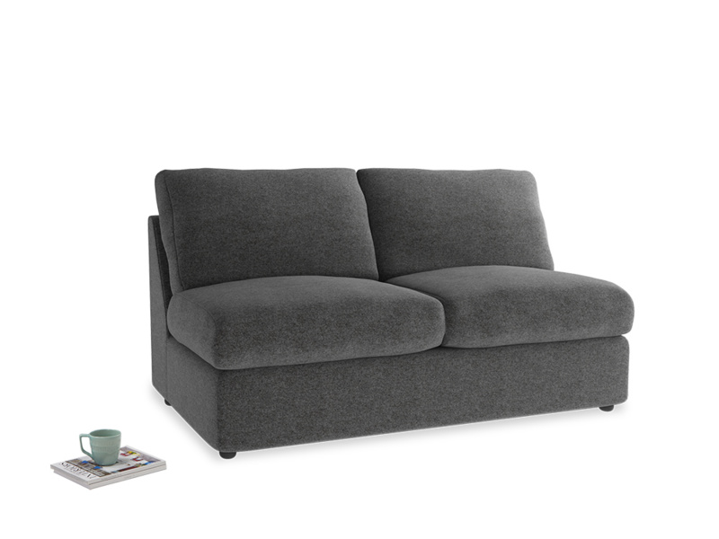 Chatnap Storage Sofa in Shadow Grey wool