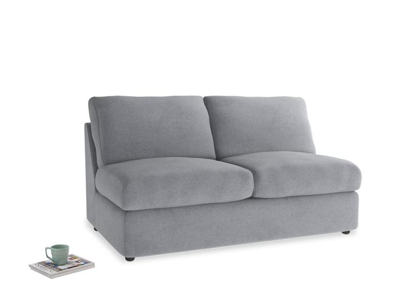 Chatnap Storage Sofa in Dove grey wool