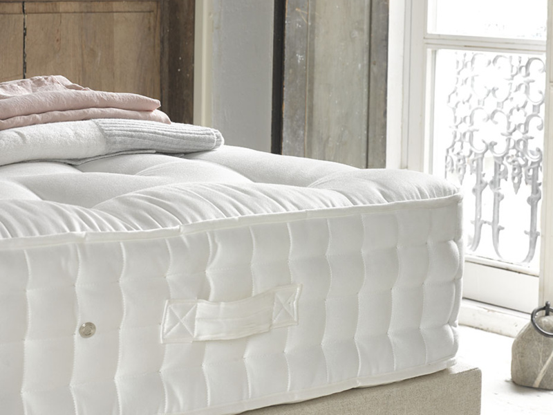 Best pocket sprung Top Dog mattress is breathable and very comfortable