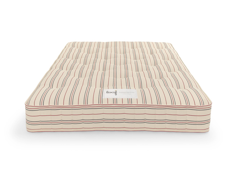 Pocket sprung Spare Room mattress is firm and comfy