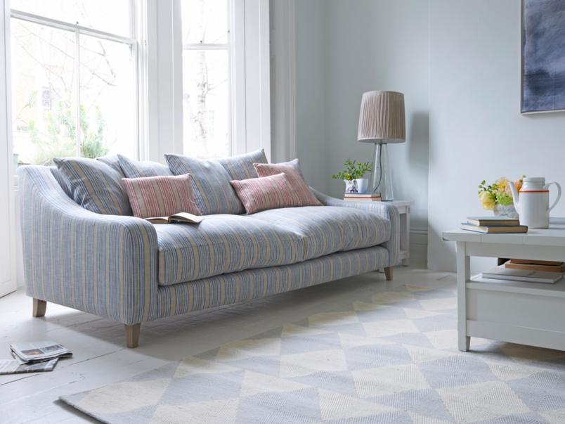 Extra deep and comfy british made Oscar sofa