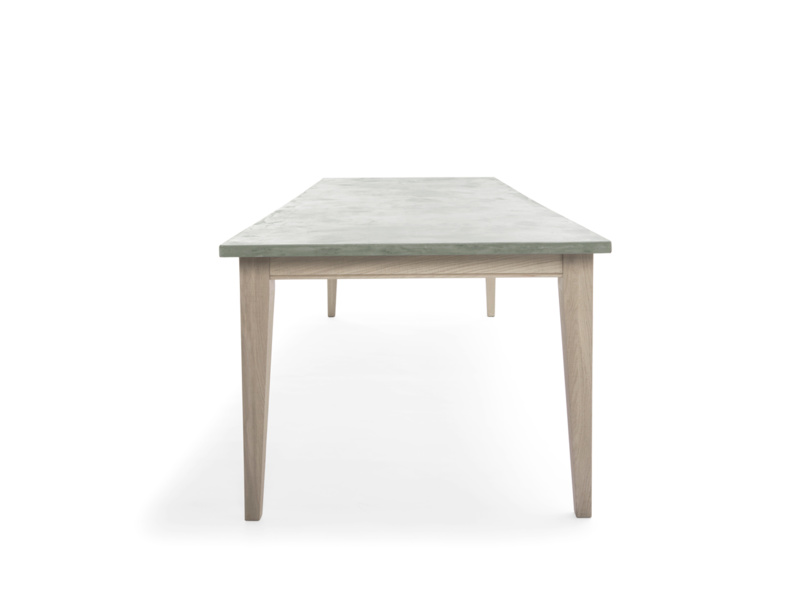 Conker stunning incredibly practical industrial dining table